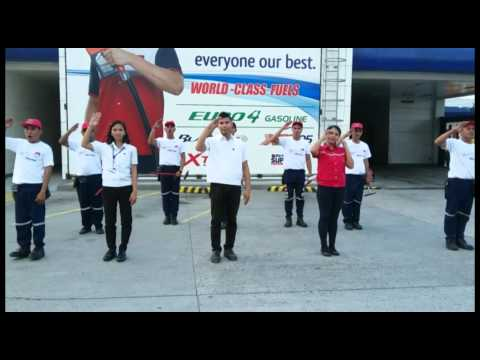 Best Day @ Petron PEC 2             #PetronBestDayDance #PetronBestDay