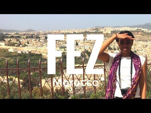 Exploring Fez, Morocco | Travel Vlog  (Fez 3)