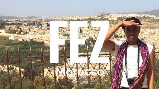 Exploring Fez, Morocco   Travel Vlog  (Fez 3)