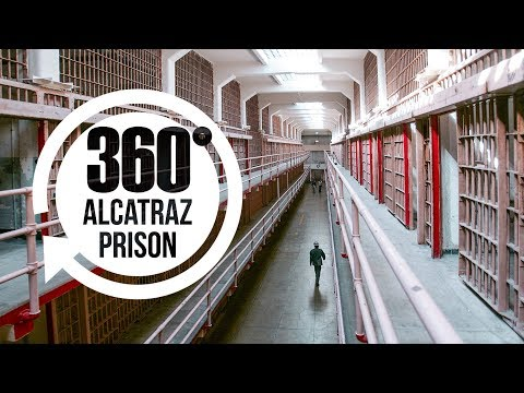 Alcatraz Prison in 360° | Best Places in San Francisco