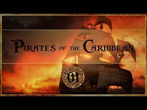 Let's Play Pirates of the Caribbean (Sea Dogs II) - Ep.01 - The Tutorial!