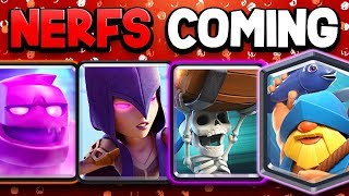 SUPERCELL SPEAKS: 100% NERFS are COMING 🤯