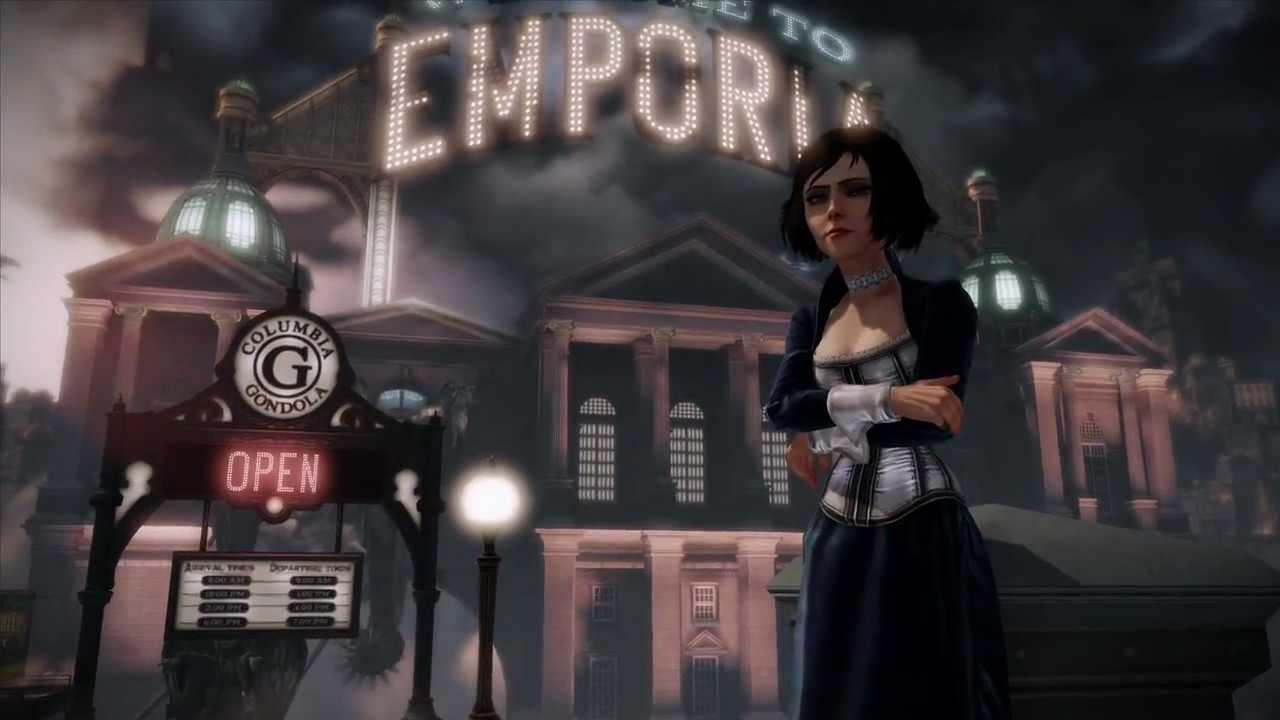 Bioshock Infinite Lamb of Columbia Trailer