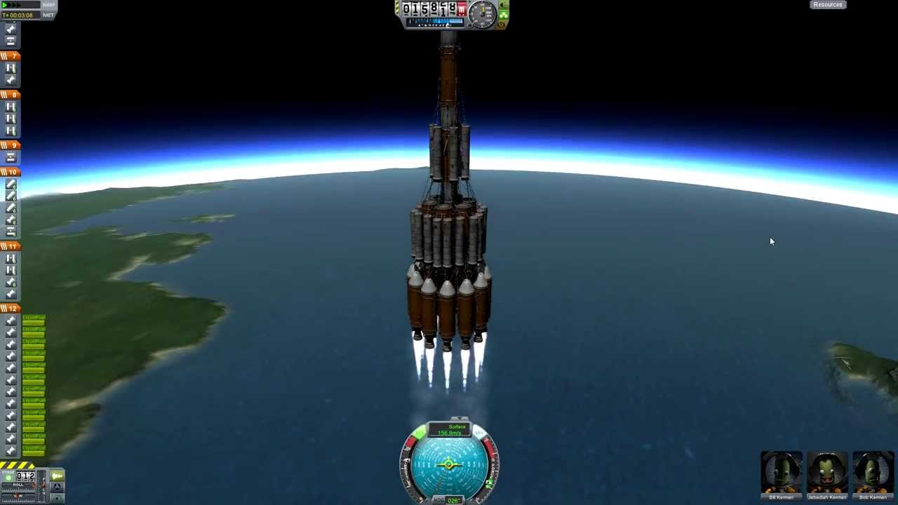 giant gas kerbal space program - photo #27