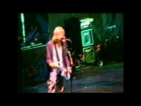Nirvana - Maple Leaf Gardens, Toronto 1993
