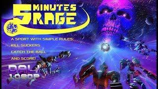5 Minutes Rage PC Gameplay