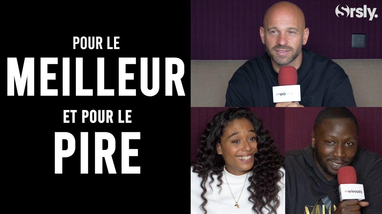 Download ☯ VALIDÉ : l'interview de Franck Gastambide, Laetitia Kerfa & Saïdou Camara