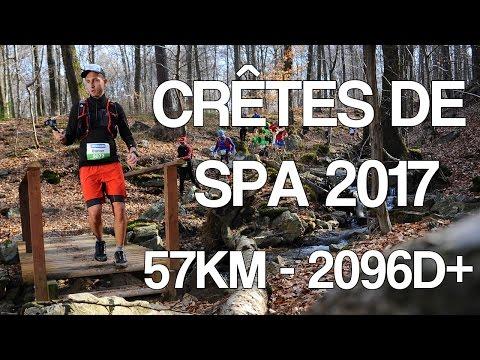 Sur les 55km des Crêtes de Spa 2017