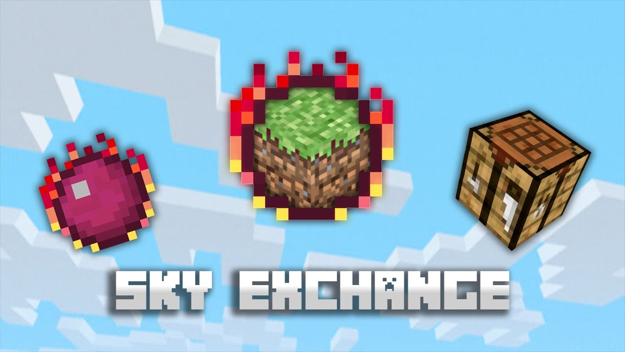 Sky Exchange ModPack Ep. 1: How Do You Even? - YouTube