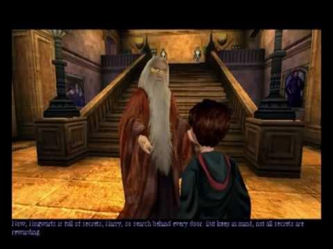 Lets Play Harry Potter og De Vises Stein - Begynnelsen episode 1