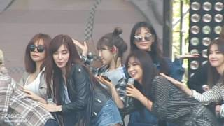 [FANCAM] 161008 SNSD rehearsal (Taeyeon focused) at DMC Festival 'MBC Korean Music Wave' 태연 팬캠