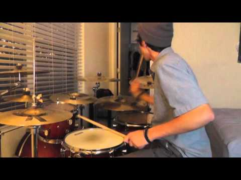 Circa Survive - Juturna - Act Appalled - (Drum Cover)