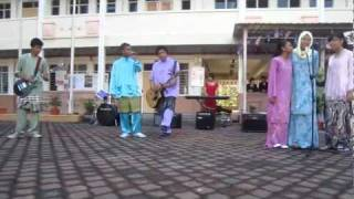 Saya Anak Malaysia [covered by Prankish Potatoes and Neo Gen feat. Amanda , Dyla & Tiara]
