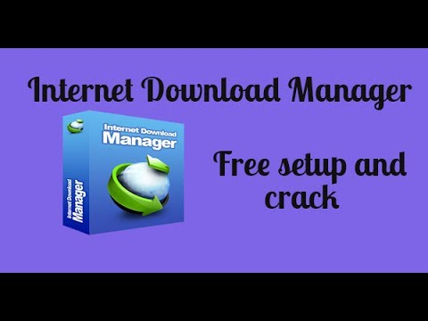HOW TO HACK INTERNET DOWNLOAD MANAGER FREE FREE