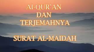 Download lagu Al Maidah Dan Terjemah Bahasa Indonesia