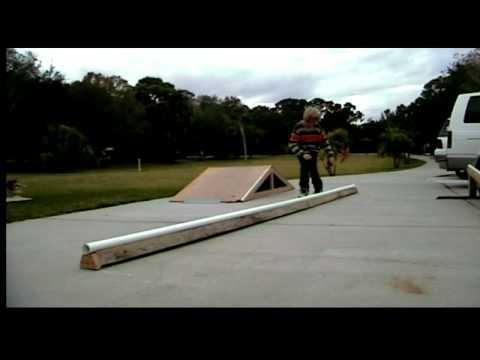 20ft P-rail - YouTube