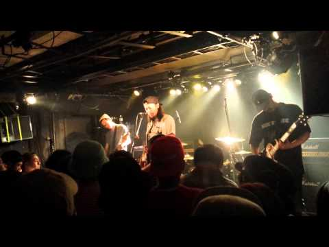 Hollow Suns - Everlong (Foo Fighters cover) @ Nine Spices Shinjuku (FULL SONG)