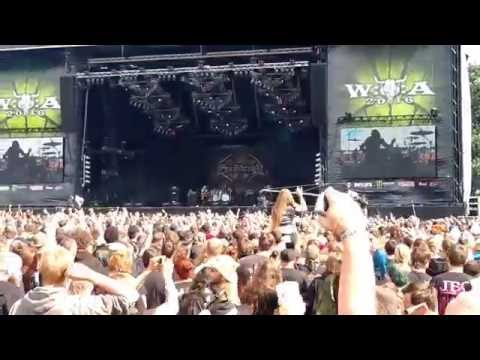 EQUILIBRIUM - Skyrim theme at Wacken 2016