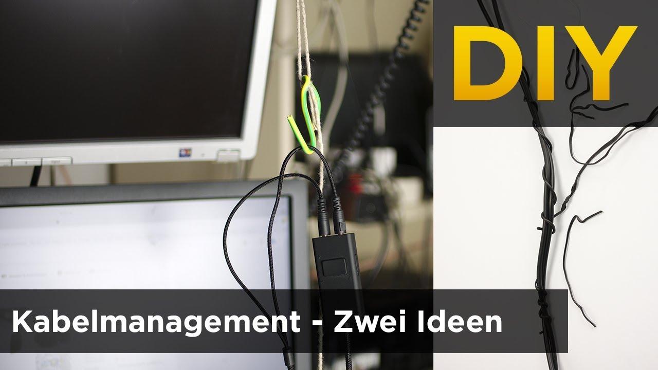Headset Kabelmanagement - Zwei DIY-Tipps die ich nutze - YouTube