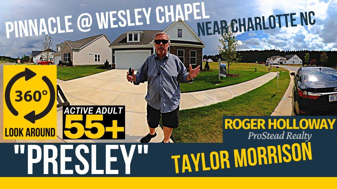 360° PRESLEY Tour @ Pinnacle at Wesley Chapel NC 55+