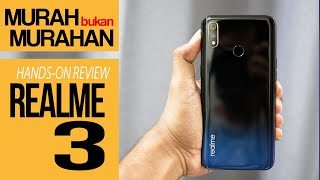 1.799 Jt ! Realme 3 Hands On Review Indonesia