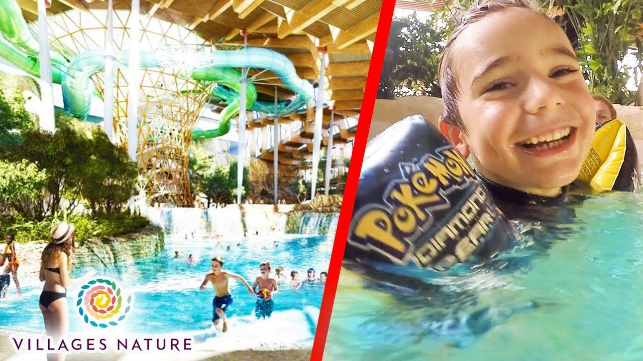 Vlog Toboggans Aquatiques 100 Fun A L Aqualagon Parc Aquatique