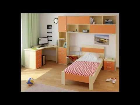 Детская мебель фабрики Гармония
