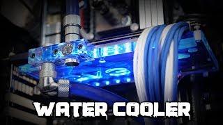 PC com Water Cooler Custom Manutenção dicas cuidados tudo na prática