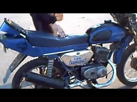 тюнинг мотоцикла урал с коляской для бездорожья