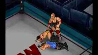 ECW 3 Way Dance in FPR Part 1