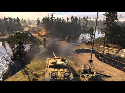 Company of Heroes 2 — не только танки!