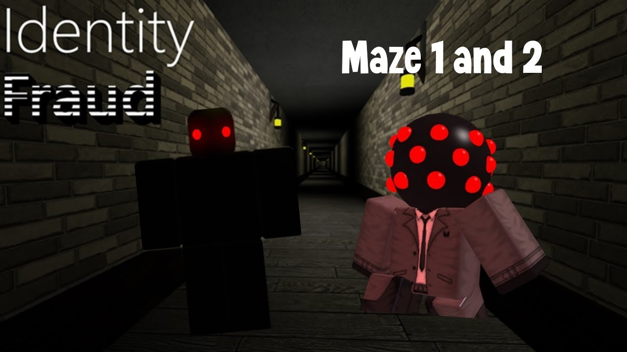How To Complete Maze 1 And 2 In Identity Fraud Revamp Part 1