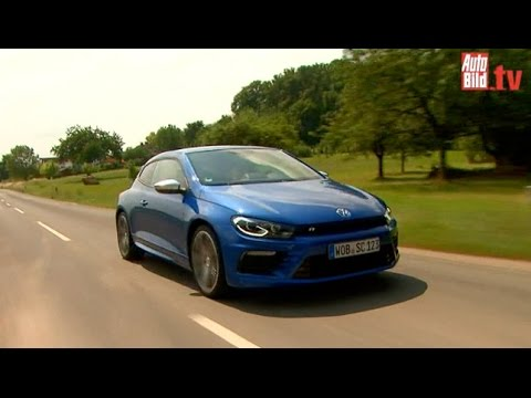 vw scirocco r facelift 2014 youtube. Black Bedroom Furniture Sets. Home Design Ideas