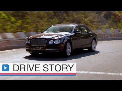 Bentley Flying Spur in Beijing Drive