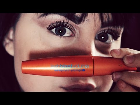 896e9c38a7a CoverGirl Lashblast Volume waterproof | mascara review& demo - YouTube