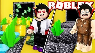 RICO VS POOR! The RARE ORES MILLIONAIRE FACTORY IN ROBLOX-Ore Tycoon 2