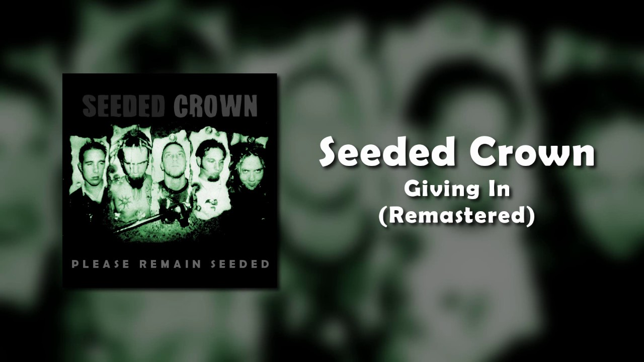 Seeded crown giving in marriage