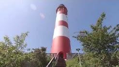 Der Amrumer Leuchtturm - Ein Wegweiser in der Nordsee
