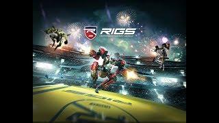 RIGS Mechanized Combat League™ - Vem pro Fut