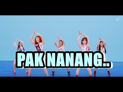 """(Parodi Ngawur Lirik) Red Velvet - PAK NANANG """"POWER Up"""" [Misheard Indonesia Version]"""