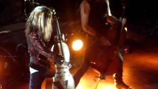 Apocalyptica - Grace // Argentina