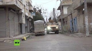 Siria: Tropas estadounidenses en alerta tras un ataque con bomba en Manbij