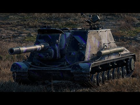 World of Tanks WZ-111G FT - 7 Kills 8,5K Damage thumbnail