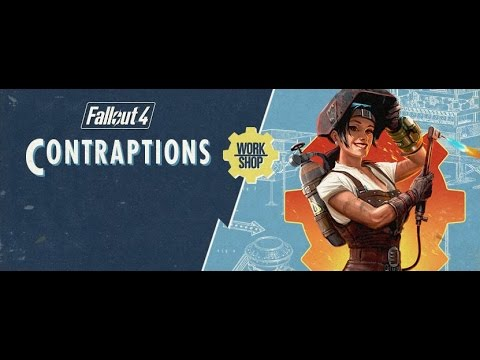 Fallout 4: Contraptions DLC (SHOULD YOU BUY IT) (SHOULD YOU STICK TO MODS) |