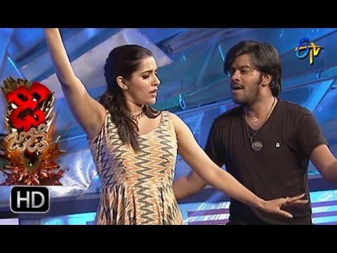 Reshmi & Sudheer Intro | Dhee Jodi | 3rd May 2017 | ETV Telugu