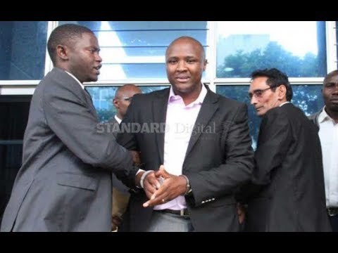 Facts and fiction in arrest of Nandi Hills MP Afred Keter