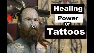 Condensed Interview with Gordon Sparks Mi'kmaq Tattoo Artist Healing Power of Tattoos