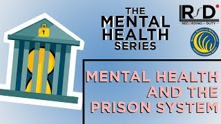 DISTURBING Facts On Prisons & Mental Health