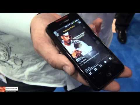 Slacker Radio Premium On-Demand Services Hands-on