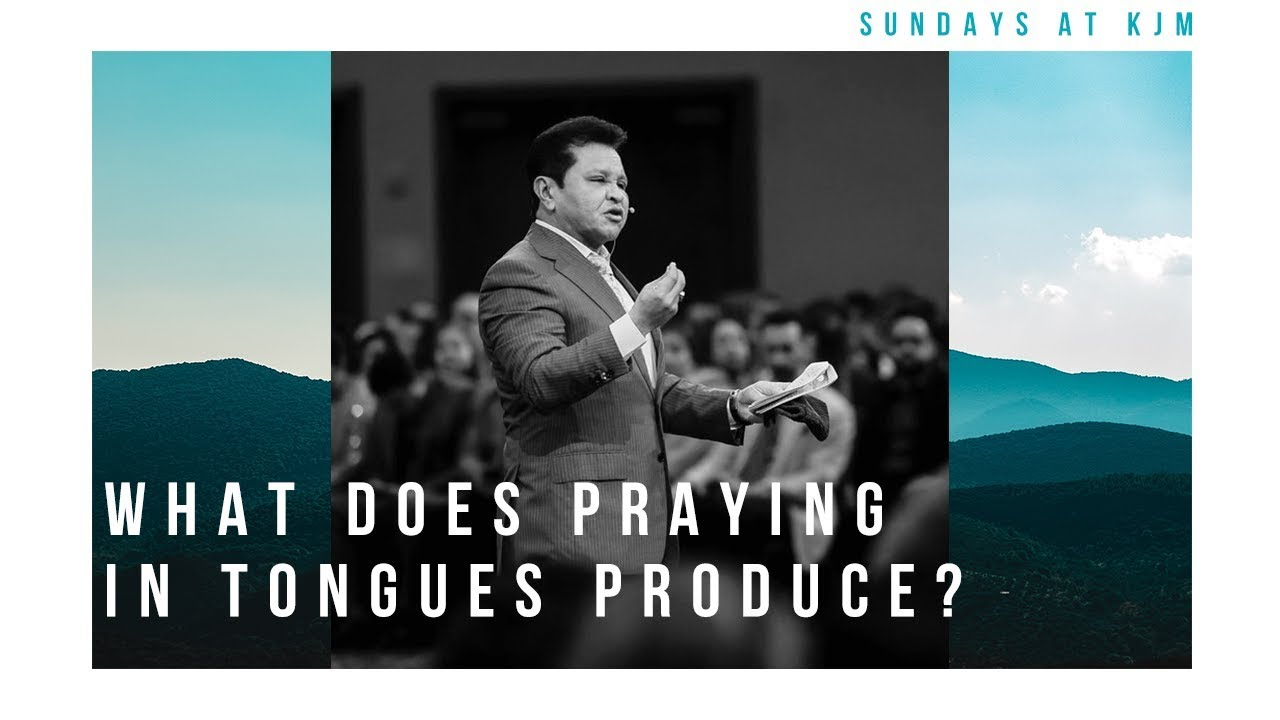 What Does Praying in Tongues Produce? - Apostle Guillermo Maldonado | May  6, 2018
